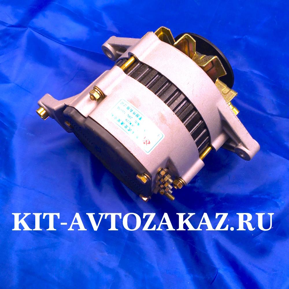 Генератор Baw Fenix 1044 E2 Бав Феникс 1044 с двигатем 4100QBZL JFWZ29C1W JFWZ29 1000W 28V