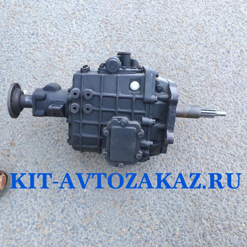 КПП коробка передач BAW Fenix 1044 E2 Евро 2 CA5T90