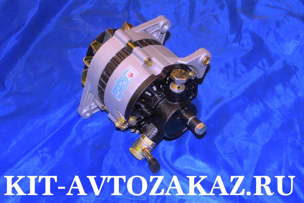 Генератор  YUEJIN 1041 ЮДЖИН 1041 с вакуумным насосом усилителем тормозов JFZB292N2