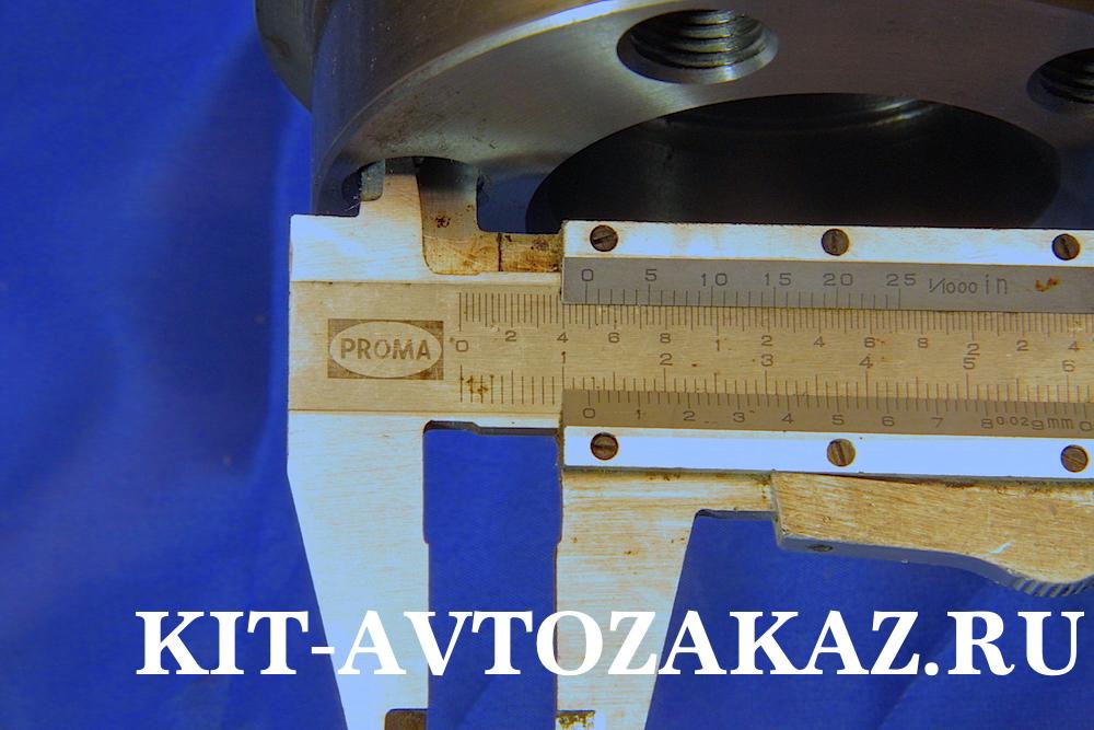 Вал коленчатый YN33CR YUNNEI YN 4100QB-2 коленвал