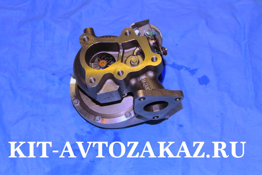 турбина турбокомпрессор 1118010-26E BAW Fenix  Евро 4 Бав Феникс BAW 3346 BAW 33462