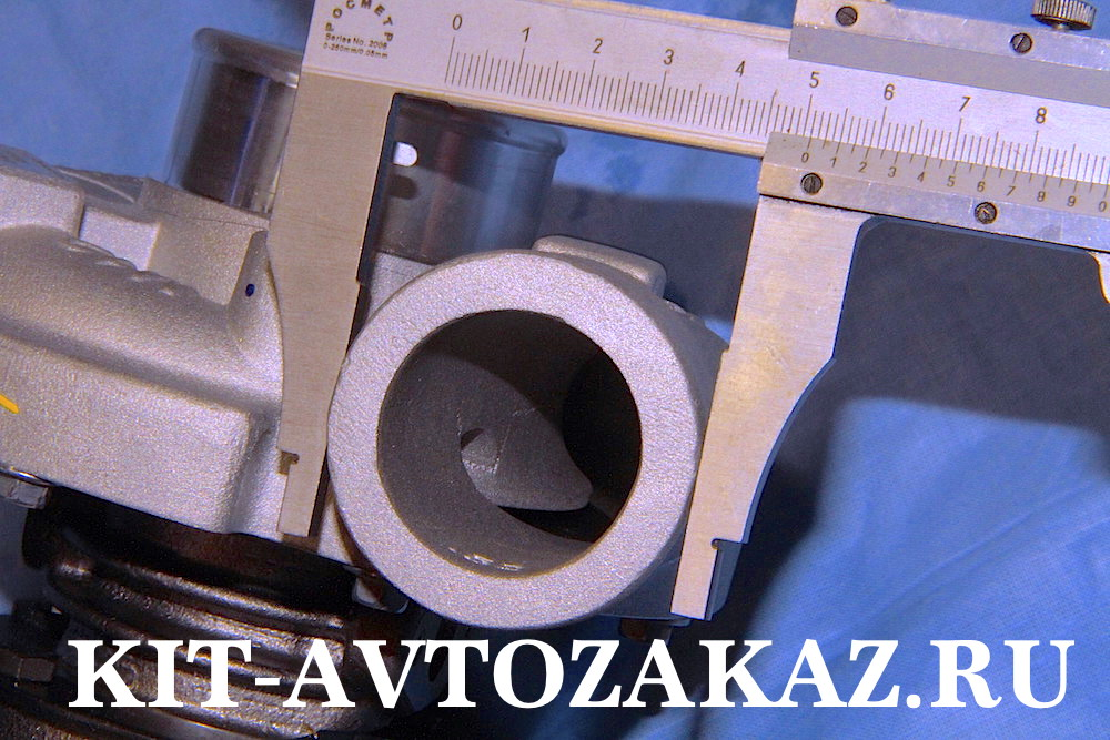 турбина турбокомпрессор 1118010-26E BAW Fenix Евро 4 Бав Феникс