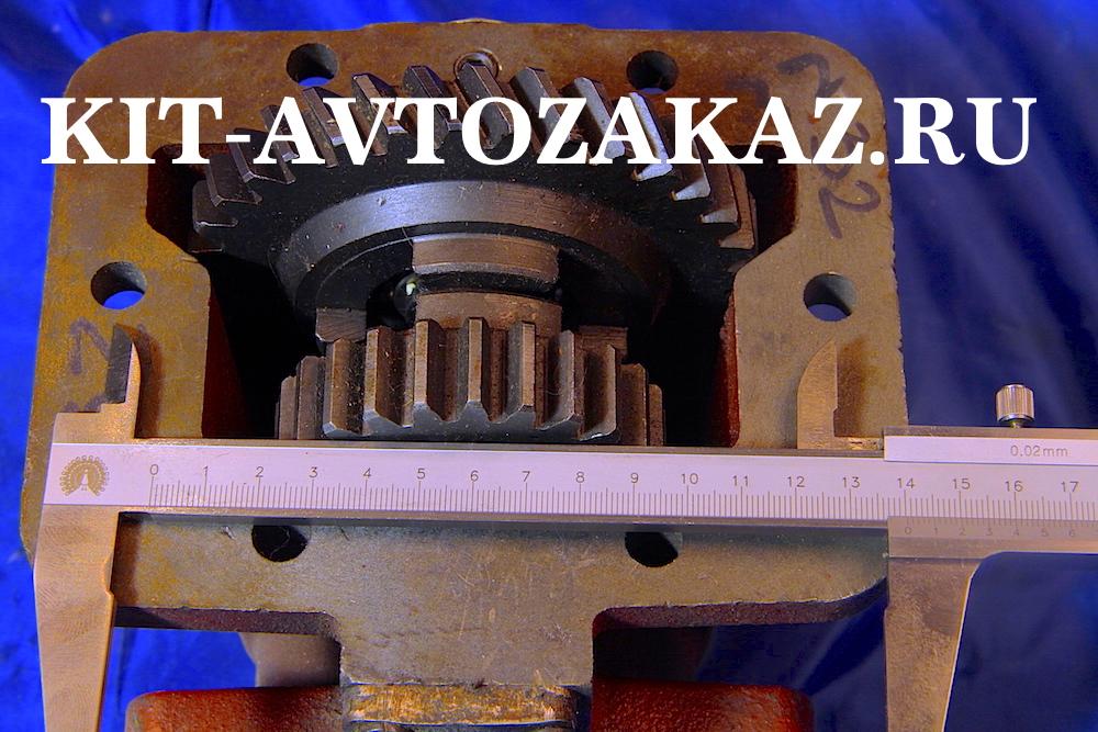 Коробка отбора мощности Юджин YUEJIN 1080 5-ти (31 либо 32 зубьев) раздатка