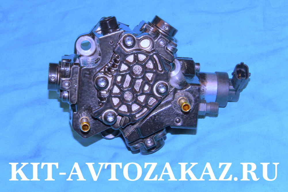 Bosch flood valve f00n200798 with fuel injection pump 0445010158