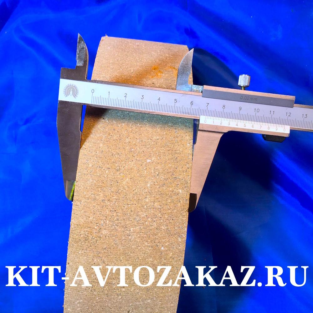 КОЛОДКИ ТОРМОЗНЫЕ FAW 1041 ФАВ комплект на ось 4 шт