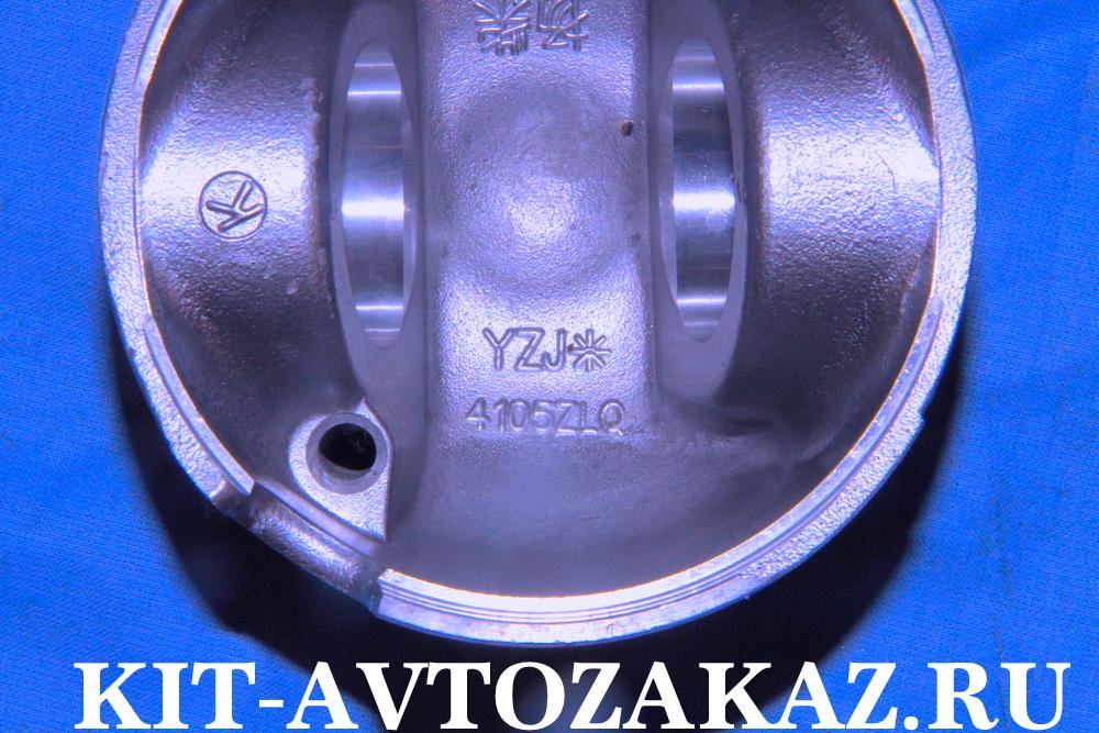 Поршень YUEJIN 1080 YZ4105ZLQ  YZ4105ZLQ-03101