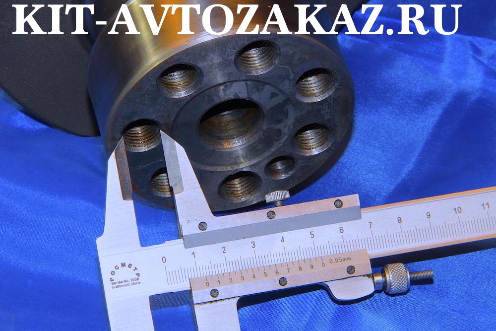 Коленвал вал коленчатый JAC ДЖАК ЖАК  HFC 1045 K2 CYQD32T