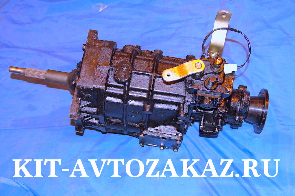 КПП Коробка переключения передач YUEJIN 1041 ЮДЖИН 1041 17HNBS MF