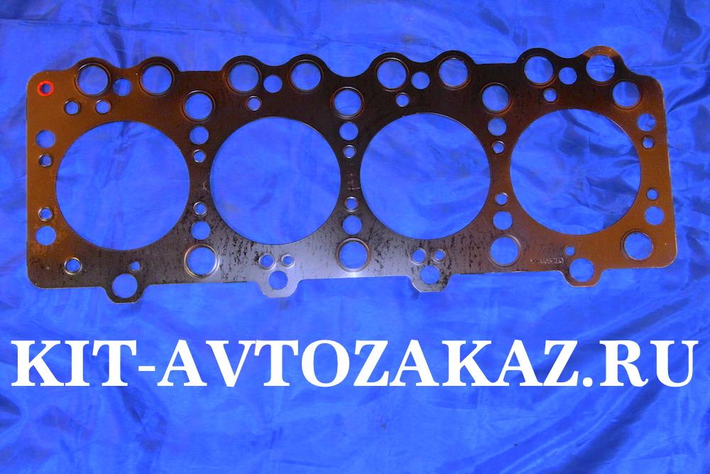 прокладка гбц YZ4105ZLQ Юджин 1080 Yuejin металл YZ4105ZLQ02119