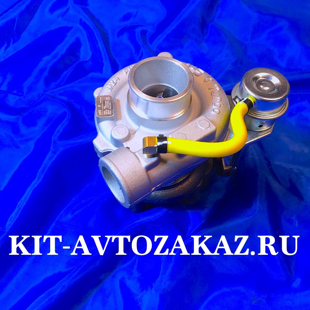 Турбокомпрессор BAW FENIX FAW GT-22 GT22 4 отверстия  устанавливается на машины BAW FENIX 1044 E3 1065 E2 E3 FAW 1051  подходит на двигателя CA4D32-12 CA4DC2  ISUZU ИСУЗУ JP60S GT-22 GT22  704809-5002 111801065X4