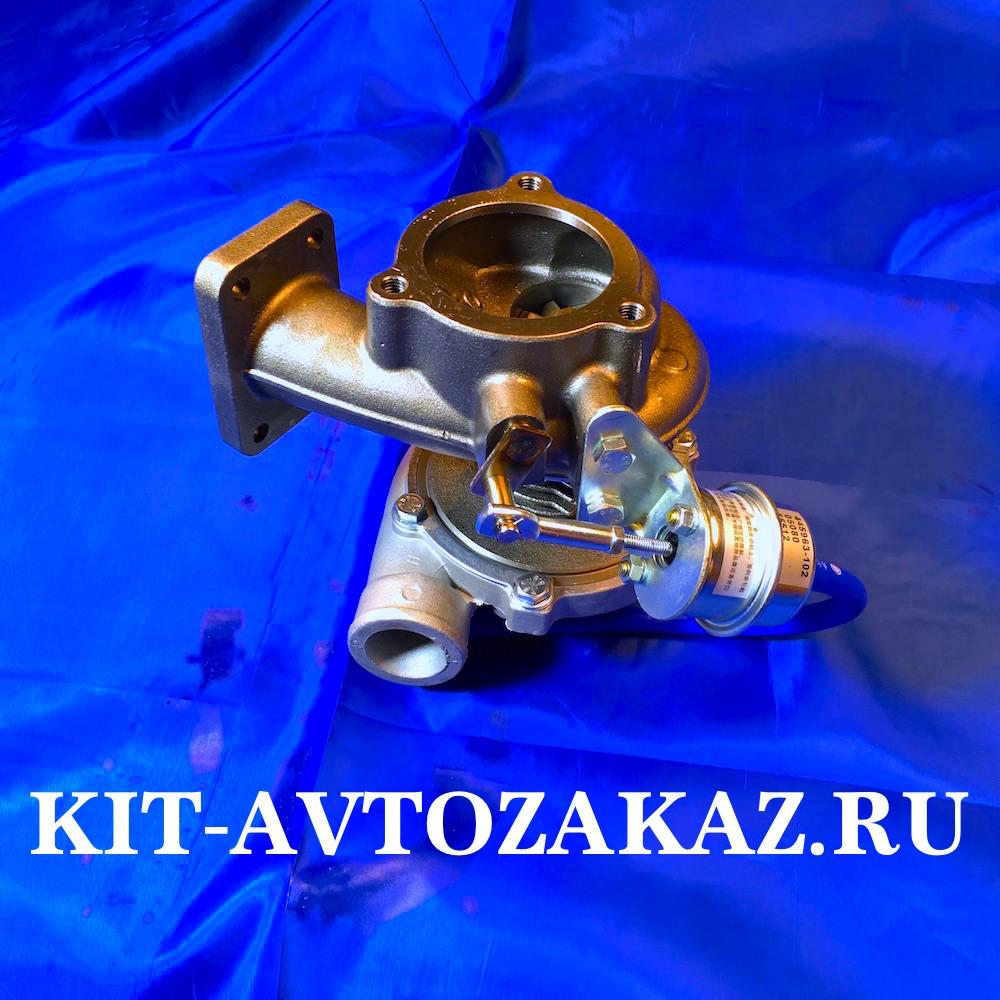 Турбокомпрессор GT-25 GT25 CA4DF2-13  турбина JAC 1083 ЖАК ДЖАК  турбина FAW 1061 ФАВ  ТУРБИНА Foton 1089 1118010-541-JH30C