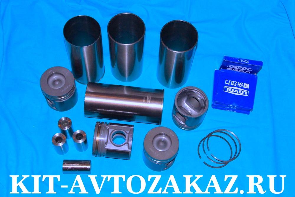 Гильзо поршневая группа для двигателя Perkins 135Ti Перкинс 135 для автомобиля Фотон 1099 1069 1049 Foton 1049 1069 1099 LOVOL