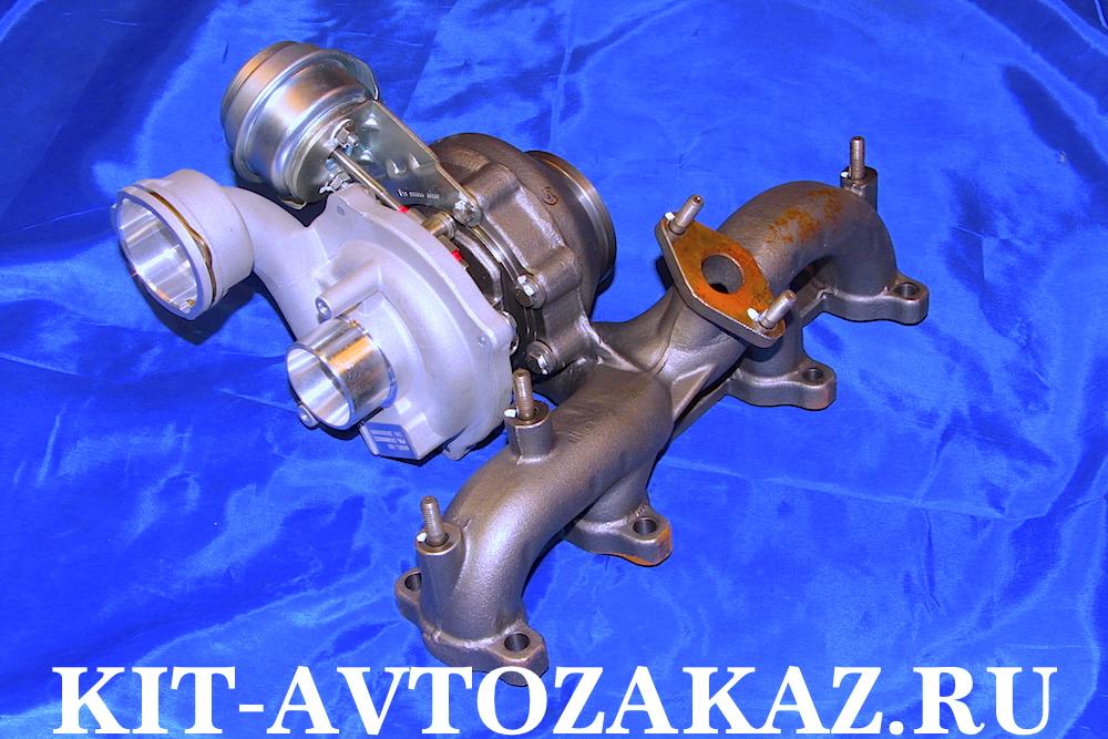 Турбокомпрессор Турбина модель K03 5439 988 0022 Audi A3 Volkswagen Caddy III  Golf V  Passat B6  Touran  T5 Skoda Octavia A5 Seat Leon Toledo