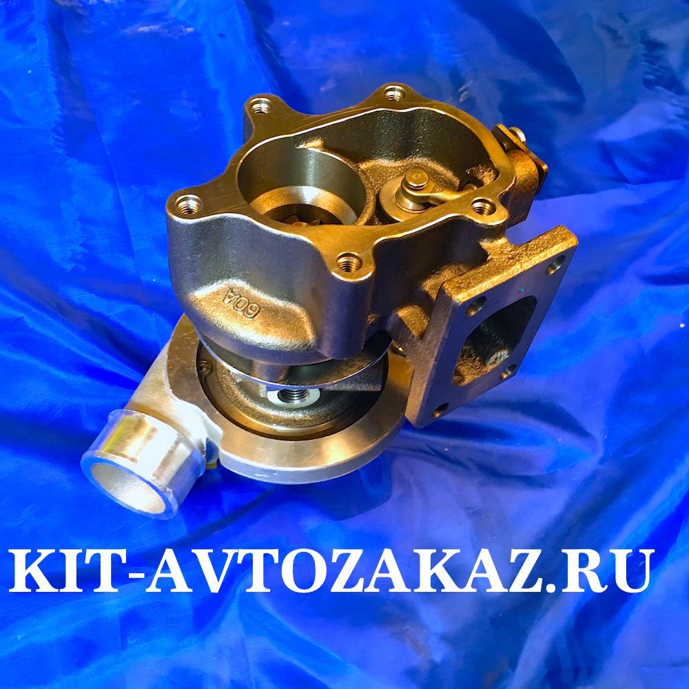 турбокомпрессор 4JB1 isuzu водомасленное охлаждение турбина  5 отверстий крепления к выхлопному