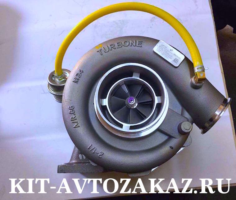 Турбокомпрессор 612601110925 SHAANXI SHACMAN WD12 336 Л.С. ЕВРО-2 турбина ШАНКСИ ШАКМАН