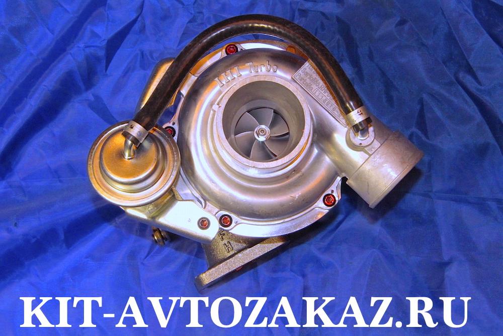 Турбокомпрессор ISUZU NKR 77 ИСУЗУ турбина 1118010-850